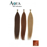 Aqua Cylinder Extensions #33 Dark Red 18""