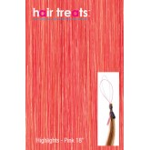 Hair Treats Micro Sphere Highlights Pink 18""