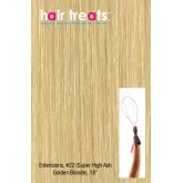 Hair Treats S22 Super High Ash Golden Blonde 18""