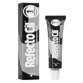 Refectocil #1 Pure Black Eyelash Dye