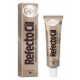 Refectocil #3.1 Light Brown Eyelash Tint