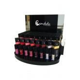 Cosmoholic Liquid Lipstick Display 24pk