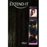 Extend-it Boost-it Synthetic Black 24""