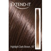 Extend-it Highlight Dark #2 Brown 18""