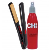 "CHI G2 Flat Iron 1"" with Iron Guard 8.5oz 2pk MRR"