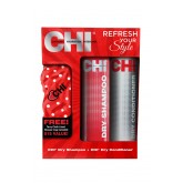 Chi Refresh Your Style Dry Shampoo Conditioner 2pk