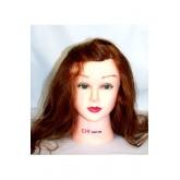 """CHI Mannequin Vanessa Blonde Hair 18"""""""