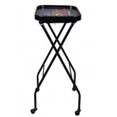 Framar Folding Trolley Black