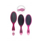 Wet Brush Shades Of Love Brush&clean Red/wine/pink