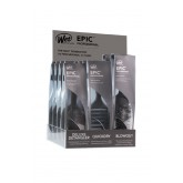 Wet Brush Epic Styling Dislay 10pc