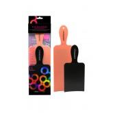 Foil It Paddle Board Set - Black & Pink