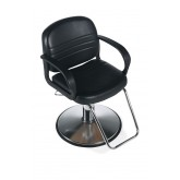 Global Lora Styling Chair Black