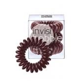 Invisibobble Original Hair Rings Brown 3pk