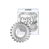 Invisibobble Original Hair Rings Clear 3pk
