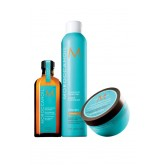 Moroccanoil Holiday VIP Treatment 3pk