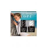 OPI Gel Color - Fiji Base Coat Top Coat Duo 2pk 0.5oz