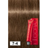 Igora Royal 7-4 Medium Blonde Beige 2oz
