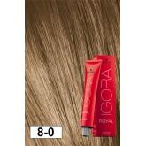 Igora Royal 8-0 Light Blonde Natural 2oz
