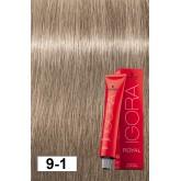 Igora Royal 9-1 Light Ash Blonde (c-8) 2oz