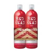 Bed Head Resurrection Shampoo Conditioner 2pk 25oz