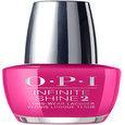 OPI Infinite Shine La Paz-itively Hot 0.5oz