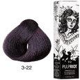 Pulp Riot FACTION8 Permanent Color 3-22 Violet Violet 2oz