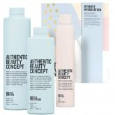 Authentic Beauty Concept Hydrate Gift Trio