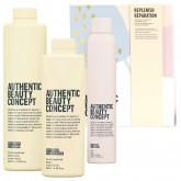 Authentic Beauty Concept Replenish Gift Trio