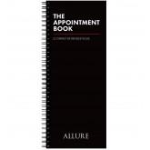 Allure Appointment Book - 2 Column