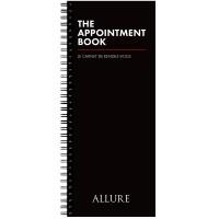 Allure Appointment Book - 2 Column