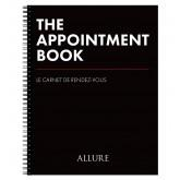 Allure Appointment Book - 4 Column