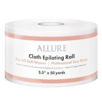"""Allure Cloth Epilating Roll 3.5"""" x 50yd"""