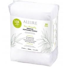 Allure Disposable Re-useable Towels 50pk