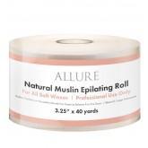Allure Natural Muslin Epilating Roll
