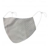 Allure Reusable Adjustable Face Mask - Grey