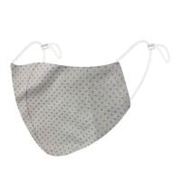 Allure Reusable Adjustable Face Mask - Grey