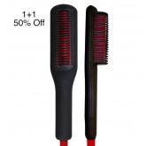 Allure Straightening Brush Duo