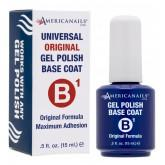 Americanails Gel Polish Base Coat 0.5oz