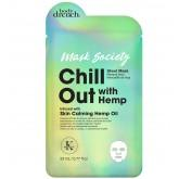 Mask Society Chill Out With Hemp Sheet Mask