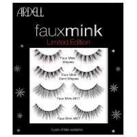 Ardell Faux Mink Gift Set 4pk