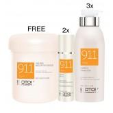 Biotop Professional 911 Quinoa Shampoo Serum Promo