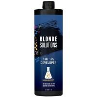 Blonde Solutions Pigmented Developer 34oz 5 Vol