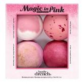 Body Drench Magic In Pink Bath Bombs 4pk