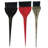 BabylissPRO Masquerade Tint Brush Trio