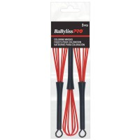 Babyliss PRO Coloring Whisk 3pk - Red