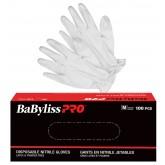 Babyliss PRO White Nitrile Gloves 100pk - Extra Large