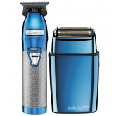 BabylissPRO BlueFX Trimmer Shaver Duo