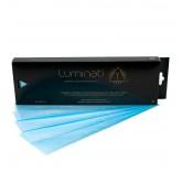 """Luminati Opaque Blue 12"""" Pre-cut Film Strips 150pk"""