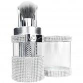Moda Brilliance Glam Makeup Brush Set 6pc