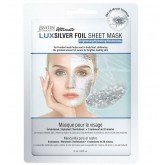 SatinSmooth LuxSilver Foil Sheet Mask